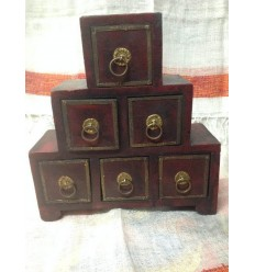 Meuble décoratif Tibétain